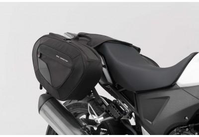 Blaze Saddlebags Honda CB500F-X, CBR300R, CBR500R HTA.01.740.80903/B SW-Motech