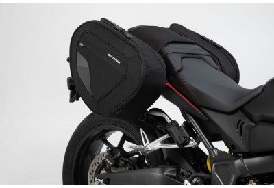 Blaze H Saddlebags Honda CB650R and CBR650R '18- BC.HTA.01.740.11500/B SW-Motech