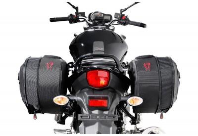 Blaze H Saddlebags Suzuki GSF650-S '08- and GSF1250 Bandit '10- BC.HTA.05.740.10301/B SW-Motech