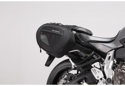Blaze Saddlebags Yamaha MT-07 and Tracer Models BC.HTA.06.740.10801/B SW-Motech