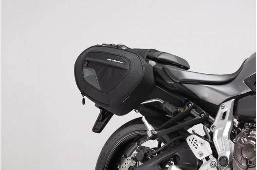 Blaze Saddlebags Yamaha MT-07 and Tracer Models BC.HTA.06.740.10801/B SW-Motech