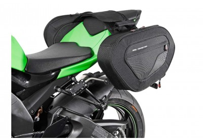 Blaze Saddlebags Kawasaki Ninja ZX10R '08-'10 BC.HTA.08.740.10001/B SW-Motech