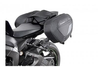 Blaze Saddlebags Kawasaki Ninja ZX-6R Models BC.HTA.08.740.10101/B SW-Motech