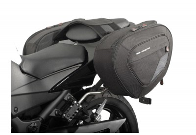 Blaze H Saddlebags Kawasaki Ninja 250-300 and Z300 BC.HTA.08.740.10601/B SW-Motech
