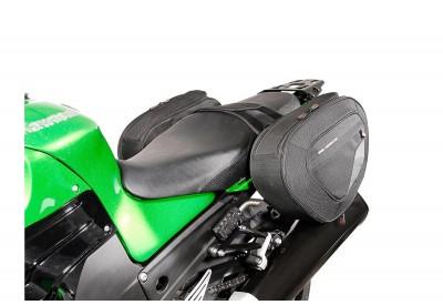 Blaze H Sport Saddlebags Kawasaki Ninja ZX14R '07- BC.HTA.08.740.10901/B SW-Motech