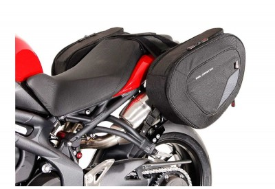 Blaze H Saddlebags Triumph Speed Triple 1050 '11-'15 BC.HTA.11.740.10101/B SW-Motech