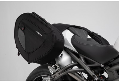 Blaze H Saddlebags Triumph Speed Triple 1050S '18- BC.HTA.11.740.10900/B SW-Motech