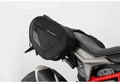 Blaze H Saddlebags Ducati Hyperstrada-Hypermotard Models BC.HTA.22.740.10301/B SW-Motech