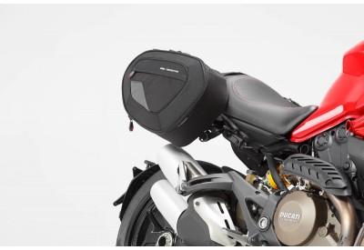 Blaze H Saddlebags Ducati Monster 821-1200 BC.HTA.22.740.10401/B SW-Motech