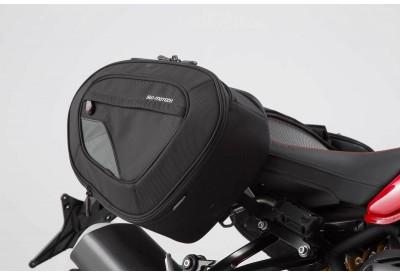 Blaze H Saddlebags Ducati Monster 1200R '16- BC.HTA.22.740.10601/B SW-Motech