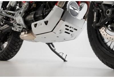 Engine Guard Skid Plate Moto Guzzi V85 TT MSS.17.925.10000/S SW-Motech