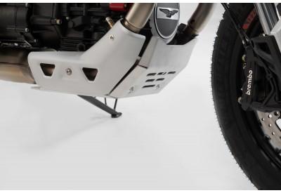 Engine Guard Skid Plate Moto Guzzi V85 TT MSS.17.925.10000 SW-Motech