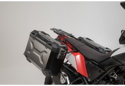 TraX Adventure Side Case Set 37L Yamaha Tenere 700 KFT.06.799.70000/B SW-Motech