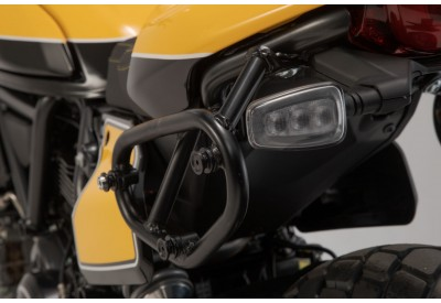 Side Carrier SLC LEFT Ducati Scrambler Models '19- HTA.22.916.10000 SW-Motech