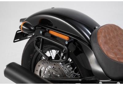 Side Carrier SLC RIGHT Harley Davidson Softail Street Bob-Standard HTA.18.899.11000 SW-Motech