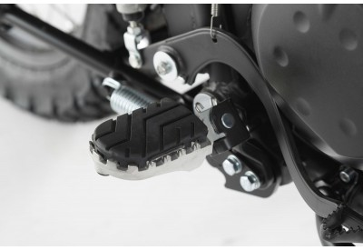 Footpegs ION Kawasaki KLR650, Honda XL650V, BMW S1000XR FRS.08.011.10201/S SW-Motech
