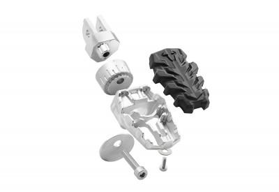 Footpegs EVO BMW, Honda and Triumph Models FRS.01.112.10401 SW-Motech
