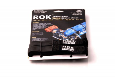 ROK Straps Motorcycle Stretch Straps 500-1500mm BC.ROK.00.711.10100/B