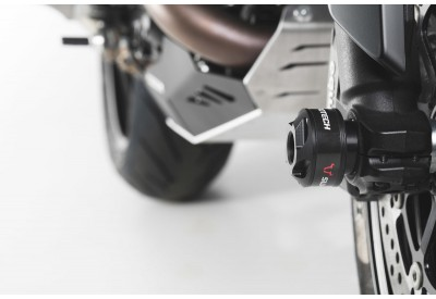 Front Axle Sliders Ducati Models STP.22.176.10000/B SW-Motech