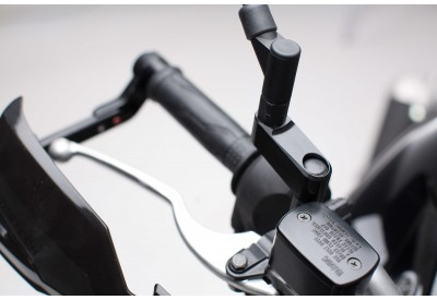 Mirror Extesnsions Yamaha-KTM-Ducati-Honda-Zero SVL.00.504.10200/B SW-Motech