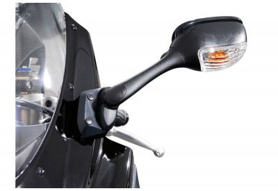 Mirror Extensions Profile Suzuki GSX-R 600-700 Models SVL.05.501.11000/B SW-Motech