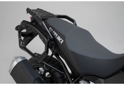 Pro Side Carriers Suzuki V-Strom 1000 Models KFT.05.440.30000/B SW-Motech