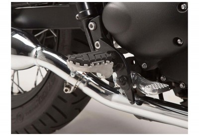 Footpegs ION BMW and Triumph Bonneville T100-Scrambler FRS.11.011.10201/S SW-Motech