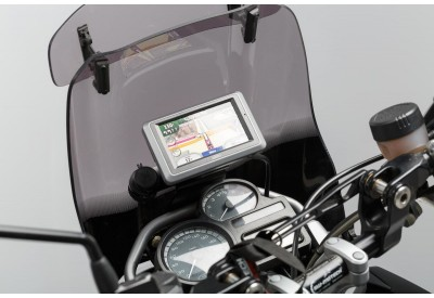 GPS Cockpit Mount BMW R1200 GS '08-'12 GPS.07.646.11100/B SW-Motech