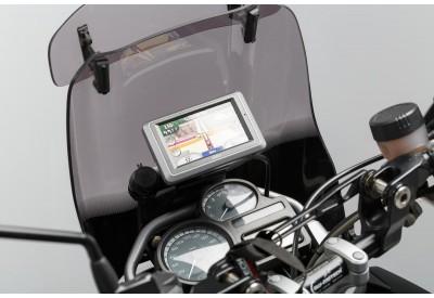 GPS Cockpit Mount BMW R1200 GS '08-'12 GPS.07.646.11100/B SW-Motech