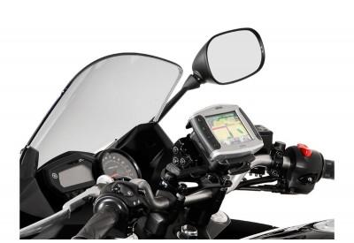 GPS Handlebar Mount For Honda-Triumph and Yamaha Models GPS.00.646.10000/B