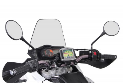 GPS Handlebar Mount For Beta, BMW And KTM Models GPS.00.646.10400/B SW-Motech