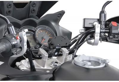GPS Mount With Clamp For 22mm Diameter Handlebars GPS.00.308.10001/S SW-Motech