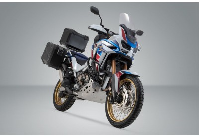 TraX Adventure Set Luggage Honda Africa Twin CRF1100 Adv Sports ADV.01.942.75000/B SW-Motech