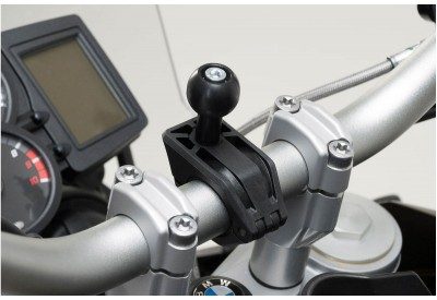 GPS Ball Mount Kit for 22 and 28 mm Handlebars GPS.00.308.30100/B SW-Motech