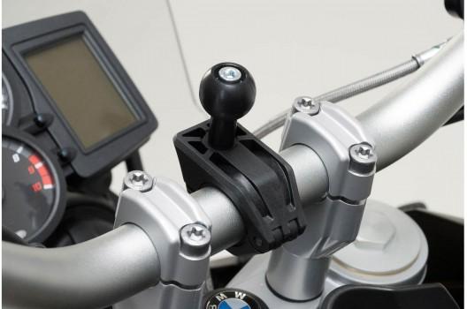 GPS Ball Mount Kit for 22 and 28 mm Handlebars GPS.00.308.30100/B SW-Motech