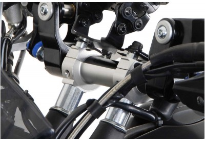 Handlebar Risers For KTM Models with 28mm Diameter bars LEH.00.039.106 SW-Motech