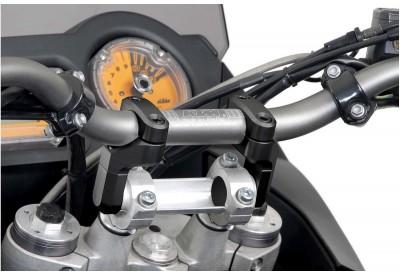Handlebar Riser Vario Bar Backs for 28mm Diameter Bars LEH.00.039.171/B SW-Motech