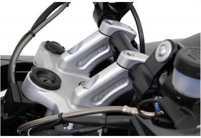 Handlebar Riser / Bar Backs BMW R1200GS LEH.07.039.12200/S SW-Motech