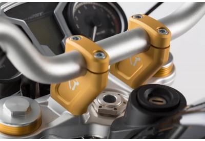 Handlebar Riser-Bar Backs BMW R nineT LEH.07.512.10000/GD SW-Motech