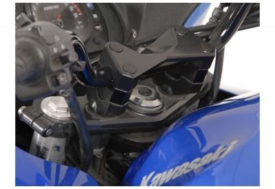 Handlebar Risers Kawasaki Z750- 1000 LEH.08.039.12100/B SW-Motech