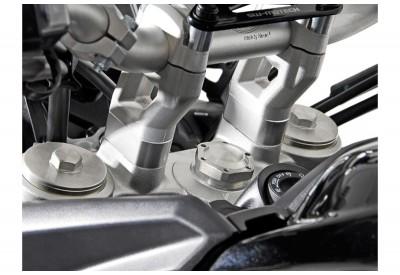 Handlebar Risers For Triumph Tiger 800 /  Explorer 1200 Models LEH.11.039.10000/S SW-Motech