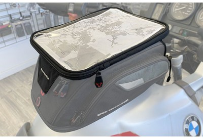 Map Holder for Tank Bags BC.TRS.00.150.10000 SW-Motech