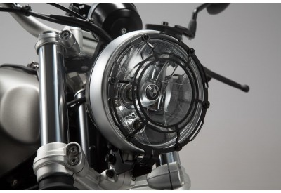 Headlight Protector For BMW R nineT Models LPS.07.512.10000/B SW-Motech