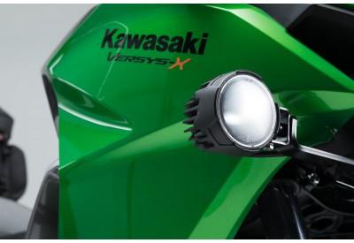 Driving Light Mount Kawasaki VersysX 300 NSW.08.875.10000/B SW-Motech