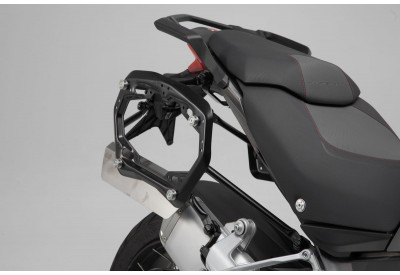 Pro Side Carriers For Ducati Multistrada 950-1200-1260 Models KFT.22.114.30000/B SW-Motech