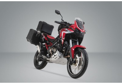 Adventure Set Luggage Honda CRF1100 L Africa Twin ADV.01.950.75000/B SW-Motech