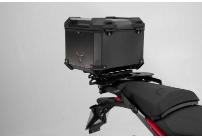 TraX Adv Top Case Set Honda CB500 F-X, CBR500R Models GPT.01.373.70000/B SW-Motech