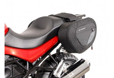 Blaze Saddlebags BMW R1200R '11-'14 BC.HTA.07.740.10100/B SW-Motech