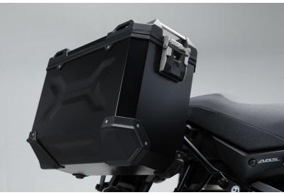 TraX Adventure Side Case Set 37-37L Suzuki V-Strom 650-XT 2017- KFT.05.876.70001/B SW-Motech