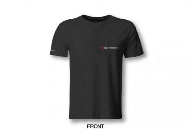 T-Shirt Black WER.BKL.003.L.10001 SW-Motech